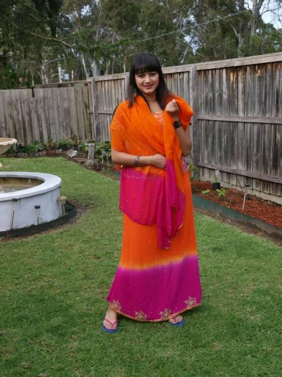 今日正妹/各国国宝级美女PK!印度美女学生秒
