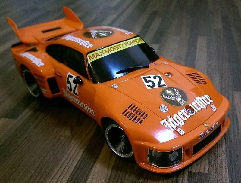 KYOSHO Porsche 935 Turbo1977 Mini Z MR系列用车壳高清图片