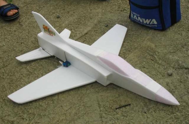 diy飞机! - 电动飞机